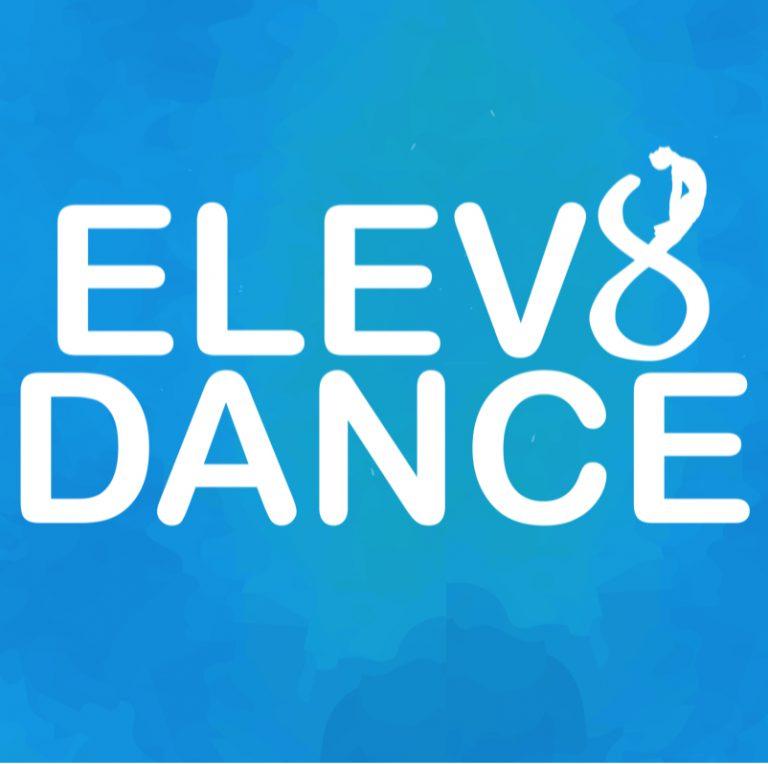 Elev8 Dance Logo